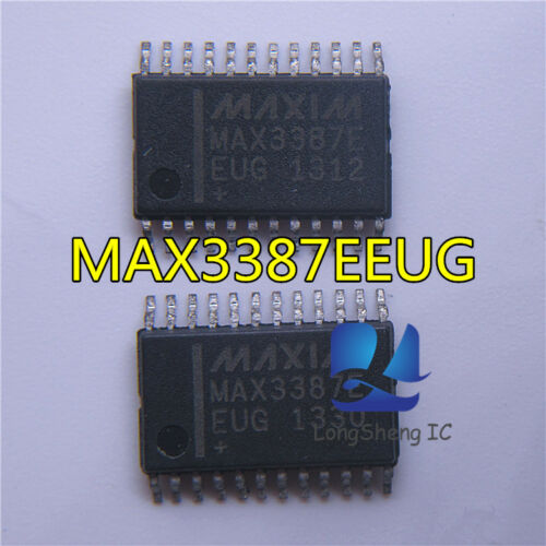 5PCS Max 3387 eeug MAX3387 TSSOP