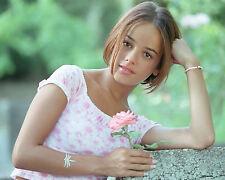 ALIZEE JACOTEY 8x10 Beautiful Photo #13