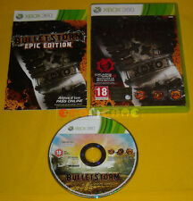 BULLETSTORM XBOX 360 Versione Ufficiale Italiana Bullet Storm »»»» COMPLETO