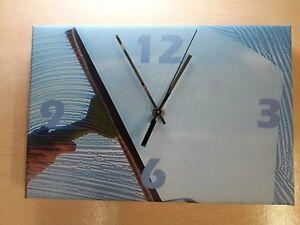Orologi Da Parete In Tela : Kitchen hall lounge quartz wall clock window cleaner wall clock