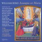 Byrd Edition-12: Assumpta est Maria von The Cardinalls Musick,Andrew Carwood (2009)
