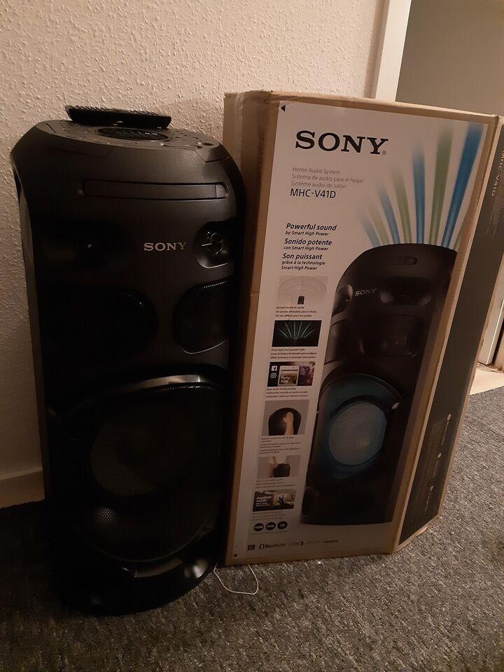 Højttaler, Sony, mhcv410