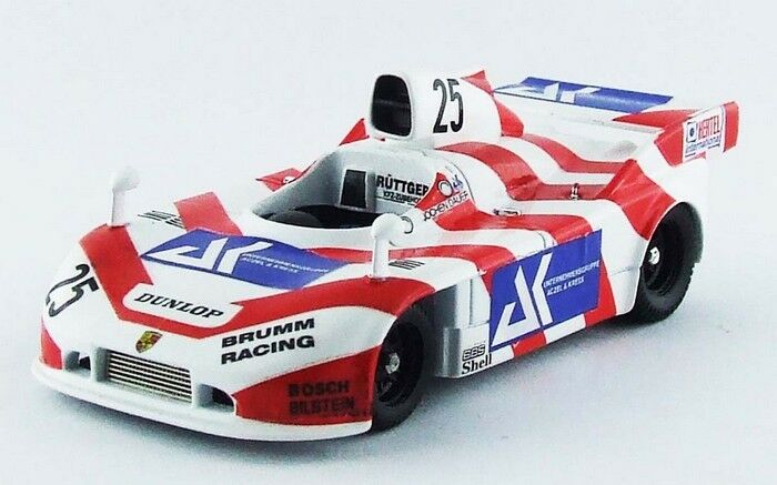 BEST MODEL BES9574 - Porsche 908   04 Norisring - 1979   1 43