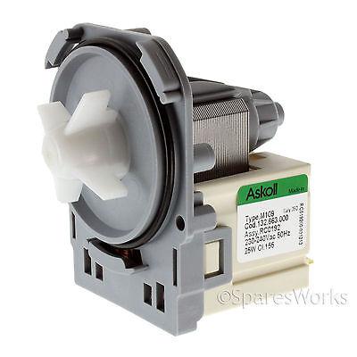 AEG L14850 L14850A L14950 L14950A L16850 L16850A Pompa di Drenaggio Lavatrice