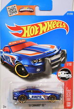 HOT WHEELS 2016 HW RESCUE #1/10 '10 CAMARO SS BLUE