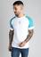 GYM-KING-Mens-High-Build-Logo-Retro-Stripe-Designer-Casual-T-Shirt-Tee-Top-New thumbnail 18