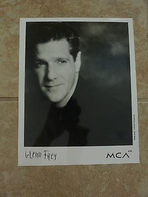 Glenn Frey Eagles 8x10 B/&W Publicity Picture Promo Photo