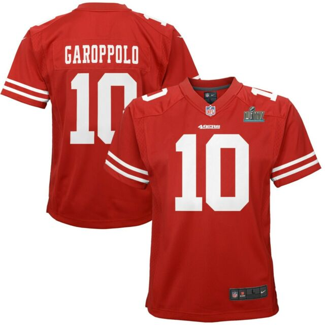 Jimmy Garoppolo San Francisco 49ers Nike NFL Youth Jersey Large