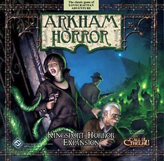 Carnaval de Noël, bonne offre à à à Noël! Arkham Horror: L'Orrore di Kingsport - Espansione - Ita b20898