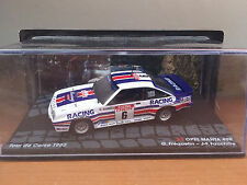 "DIE CAST ""OPEL MANTA 400 TOUR DE CORSE 1983 FREQUELIN"" PASSIONE RALLY SCALA 1/43"