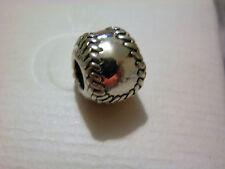 ORIGINALE Pandora RARA smobilizzato US Baseball Charm -790969