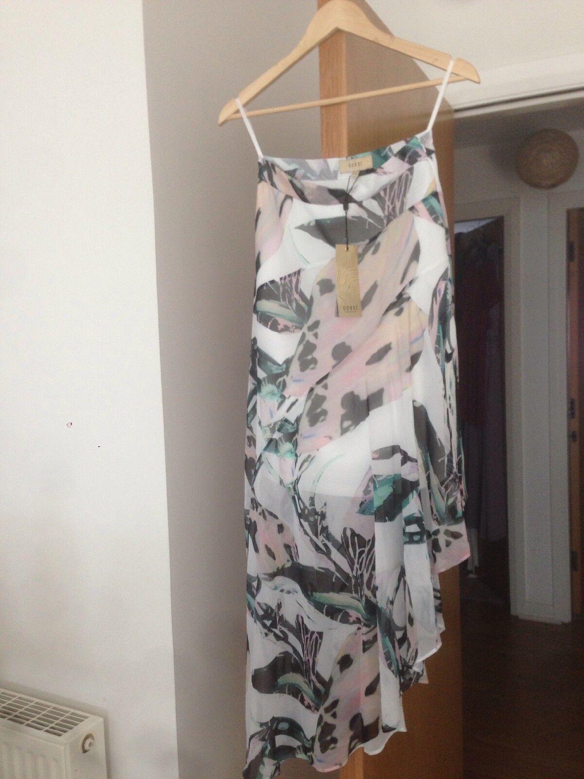 Ladies Coast BNWT Size 8 Multi Skirt
