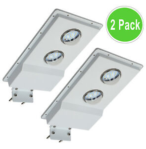 2x-1100LM-Commercial-Solar-LED-Street-Light-Outdoor-IP65-Area-Security-Lighting