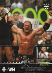 2015-Topps-Wwe-Road-To-Wrestlemania-Triple-H-Wrestlemania-Moments-3