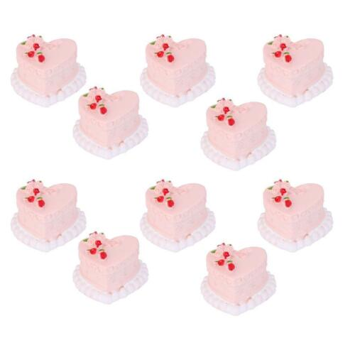 mini landscape fairy garden resin doll house Cake Decorations toppers figures UK