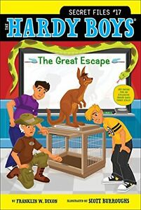 The-Great-Escape-Hardy-Boys-The-Secret-Files-by-Franklin-W-Dixon