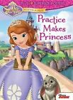 Disney Junior Sofia the First Poster-A-Page: Practice Makes Princess by Disney (Paperback / softback, 2014)