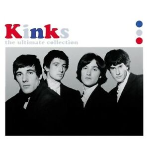 THE-KINKS-034-THE-ULTIMATE-COLLECTION-BEST-OF-034-2-CD-NEU
