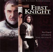 FIRST KNIGHT - ORIGINAL MOTION PICTURE SOUNDTRACK - MUSIC: JERRY GOLDSMITH / CD