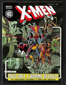 LES ÉTRANGES X-MEN N°3-C/NEUF-FDP 0€1995 -DIEU CRÉE L'HOMME- pour un 2È VOL et +