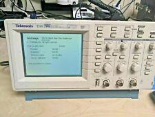 Tektronix Tds210 60mhz 2ch 1gss Digital Real Time Oscilloscope