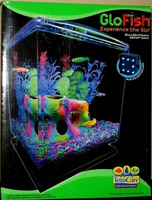 TETRA - GloFish Aquarium Kit 1.5 gallons