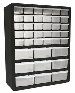 Charming Image Is Loading NEW HOMAK HA01039001 39 Drawer Plastic Parts Organizer  Awesome Ideas