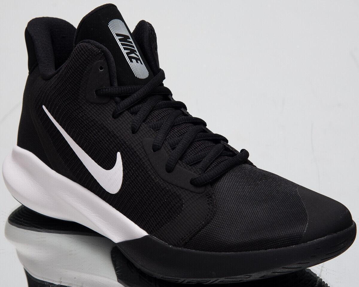 Nike précision III 3 Homme nouveau Noir Blanc Basket Baskets aq7495-002