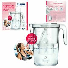 Wasserfilter BWT Vida 2,6Liter inkl. 1 Kartusche Weiß Magnesium Mineralized