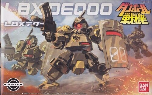 FROM JAPAN Little Battlers Experience LBX 002 Deku Plastic Model Bandai