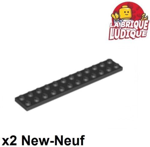 Placa Plano 2x12 choose color 2445 NUEVO Lego
