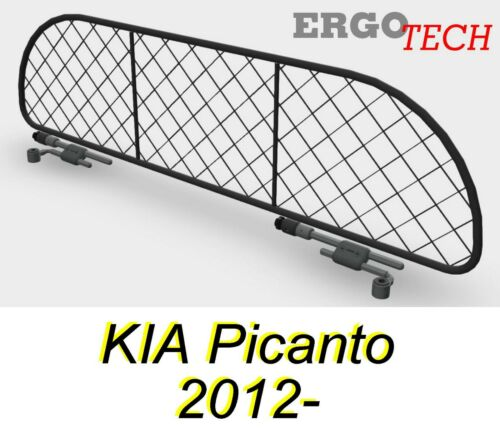 Trennnetz GRIGLIA DIVISORIA CANI RETE cani GRIGLIA KIA Picanto ab Bj 2012 ERGOTECH.