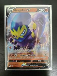 Details about  /Grapploct V 032//073 Champion/'s Path Pokemon TCG Card NM