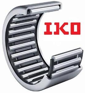 """Bien Ba138zoh-sce138 13/16x1.1/16x1/2"""" Iko Extrémité Ouverte Aiguille Roulement à Rouleaux-/2"""" Iko Open End Needle Roller Bearing Fr-fr Afficher Le Titre D'origine"""