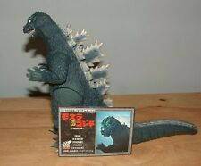 "2005 BANDAI 6"" 1964 GODZILLA Vinyl with CARD 50th ANNIVERSARY MEMORIAL BOX"