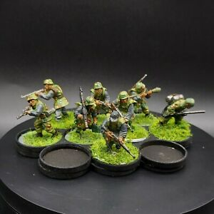 Painted-28mm-Bolt-Action-Ww2-German-Grenadier-Squad-1-8-Men