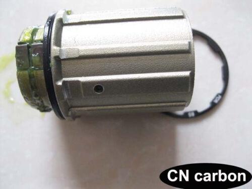 shimano campagnolo cassette body freehub Powerway Novatec Powertap Prolite hub