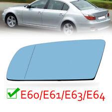 Left Driver Side Door Wing Mirror Heated for 2003-2010 BMW E60 E61 E63 528i 535i
