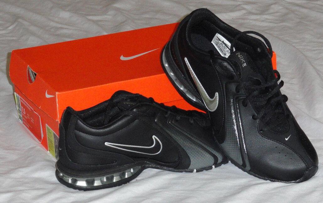 NEW  Men's Nike Reax 3 TR III SL Running Training shoes Black 333765 NIB