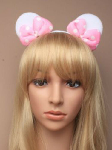 Mouse ears headband Fancy Dress Costume Accessory Unisex Dress up,play