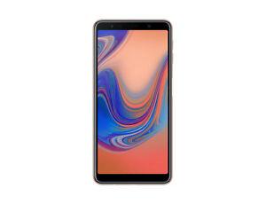 "SMARTPHONE SAMSUNG GALAXY A7 A750F GOLD DUAL SIM 6"" 64GB LTE 4GB GARANZIA ITALIA"