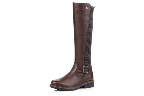 Remonte Stiefel in Übergrößen Braun R6577-25 große Damenschuhe