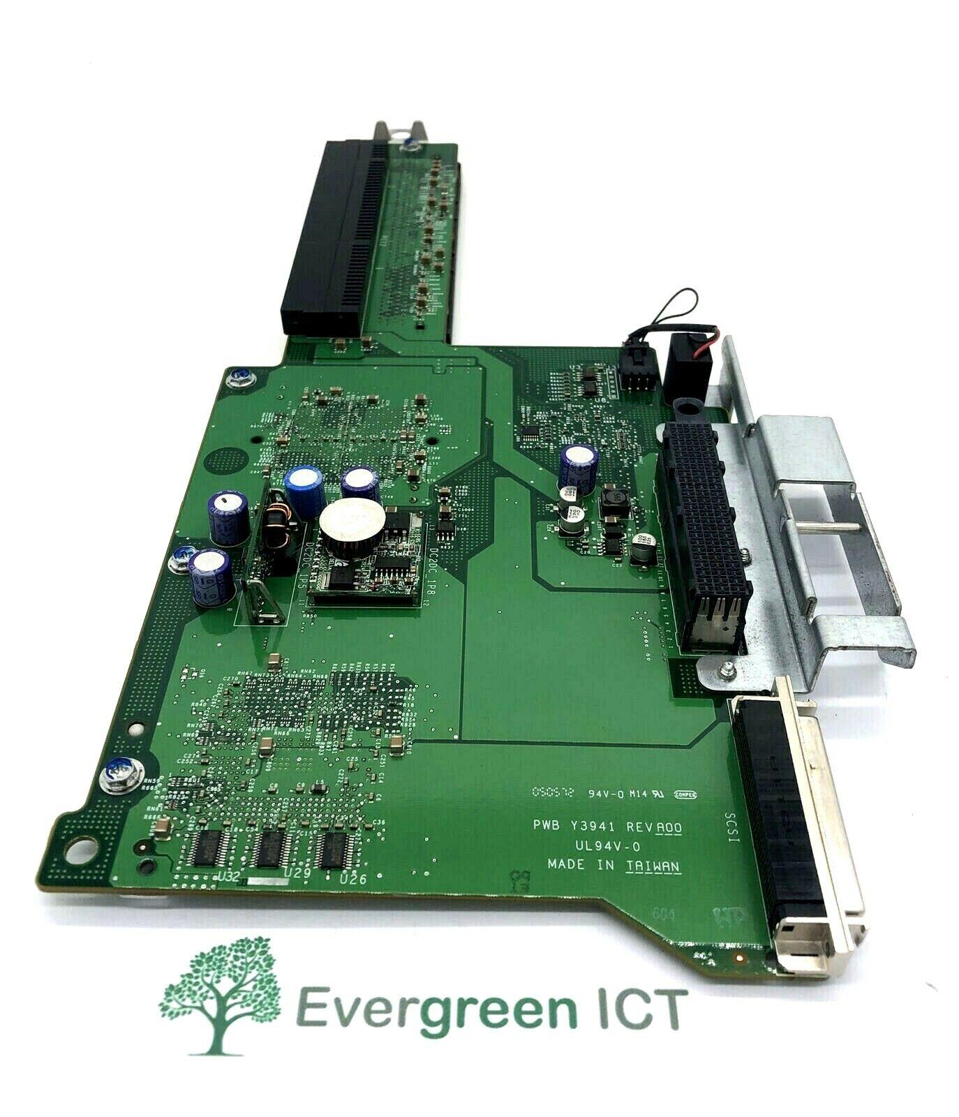 Dell Y3941 SCSI GX B-VOA PCI Riser Board Assembly CN-0Y3939-13740-491-00D0