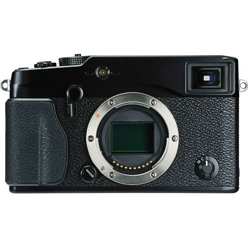 Fujifilm X-PRO1 Camera Body Only (Black) (Trade ins Welcome - 021 945 1606)
