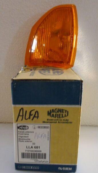 Genereus Neuf Stock ! Alfa Romeo 33 Feu Clignotant Avg Gauche Lla 681 712164240009 Left Non-Strijkservice