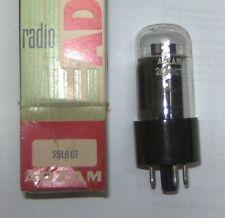 25L6GTelectronic tube adzam (equivalent VT-201C)