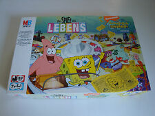 Das Spiel des Lebens - Sponge Bob Edition
