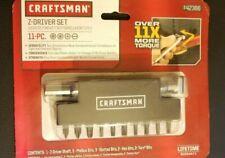 Craftsman 11pc Z-Driver Set NEW