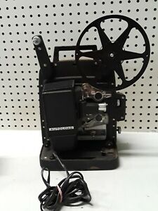 VINTAGE ~  Bell And Howell Movie Projector Model 256 ~AutoLoad ~ Old, COOL PROP!