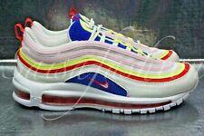 Nike Air Max 97 SE Corduroy sailarctic pink volt glow AQ4137 101 Women's Running Shoes